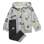 adidas Baby Trainingsanzug I GRAP FZ HD FT