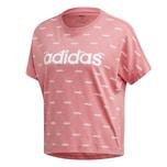 adidas CORE Damen T-Shirt Linear Graphic