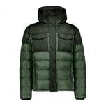 CMP Herren Daunenjacke Man Jacket Fix Hood 38K2817