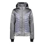 CMP Damen Skijacke Woman Jacket Zip Hood 38W0756