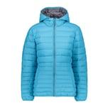 CMP Damen Daunenjacke Woman Zip Hood Jacket 39Z0266