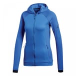 adidas TERREX Damen Fleecejacke Stockhorn Hooded Fleece Jacket
