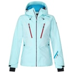 CMP Damen Skijacke WOMAN JACKET FIX HOOD 38W0716