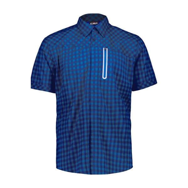 CMP Herren Kurzarmhemd Man Shirt 39T5627