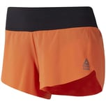 Reebok CrossFit Damen Short RC KNW Short Print - Authentic