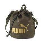Puma Damen Tragetasche WMN Core Up Small Bucket Bag 077388
