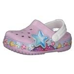 Crocs Kinder Sandale Fun Lab Star Band Clog 207075