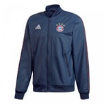 adidas Herren FC Bayern München Anthem Jacke