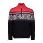 CMP Herren Pullover Man Knitted Pullover WP 7H87004