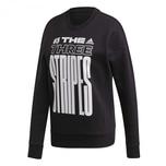 adidas Damen Pullover Must Haves Graphic Sweatshirt