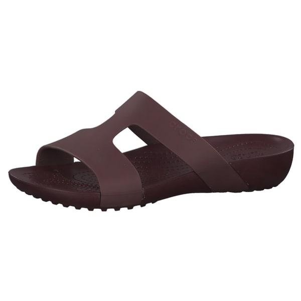 Crocs Damen Sandale Serena Slide 205675