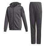 adidas Jungen Trainingsanzug JB Cotton Track Suit
