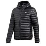 adidas Herren Daunenjacke Varilite Hooded Jacket