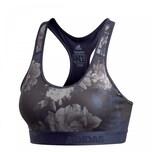 adidas Damen Sport BH ALPHASKIN DONT REST Floral Print