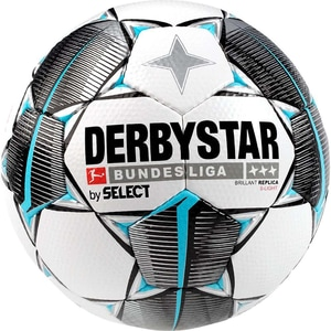 Derbystar Fussball Bundesliga Brillant Replica S-Light 2019/20