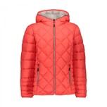CMP Mädchen Daunenjacke Girl Jacket Fix Hood 30Z1825B
