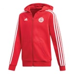 adidas Kinder FC Bayern München Kapuzenjacke