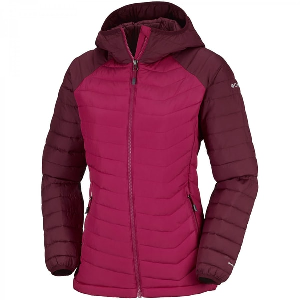 Columbia Damen Daunenjacke Powder Lite Hooded Jacket 1699071
