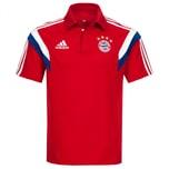 adidas Herren FC Bayern München Polo