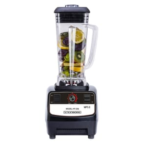 Steinborg Hochleistungsmixer 2 Liter BPA Frei 1500 Watt schwarz