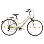 KS Cycling Cityrad Damenfahrrad Papilio 6 Gänge, 28 Zoll