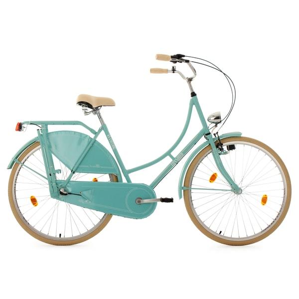 KS Cycling Hollandrad Damenfahrrad Tussaud Nexus 3 Gänge, 28 Zoll