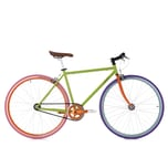 KS Cycling Fixie Essence Fahrrad Fixed Gear 28 Zoll