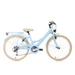 KS Cycling Jugendfahrrad Toscana 24 Zoll