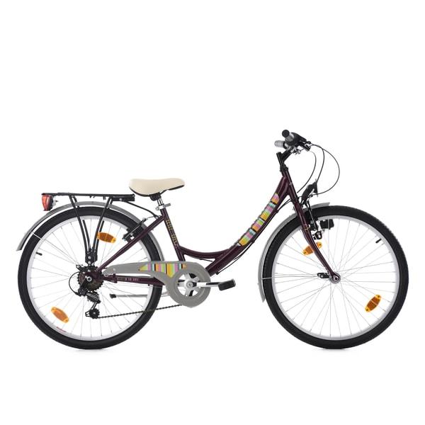 KS Cycling Kinderfahrrad Gurlz 24 Zoll