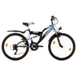 KS Cycling Kinderfahrrad Zodiac 24 Zoll