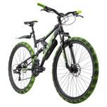 KS Cycling Mountainbike Fully 29 Zoll Bliss Pro 21 Gänge