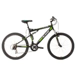 KS Cycling Fully Mountainbike Slyder 26 Zoll