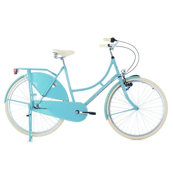 KS Cycling Damenfahrrad Hollandrad Dutch Classic 3 Gänge, 28 Zoll