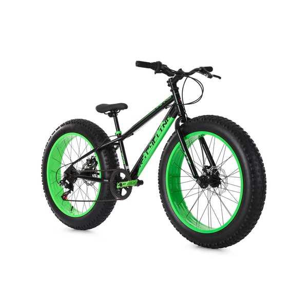 KS Cycling Mountainbike MTB Fatbike SNW2458 24 Zoll