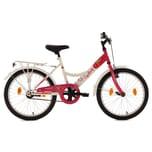 KS Cycling Kinderfahrrad Cherry Heart 20 Zoll