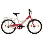KS Cycling Kinderfahrrad Cherry Heart 20 Zoll