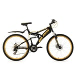 KS Cycling Fully Mountainbike Bliss 26 Zoll