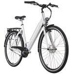 Adore Alu E-Citybike 28'' Palermo weiß