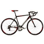 KS Cycling Rennrad Euphoria 14 Gänge, 28 Zoll schwarz
