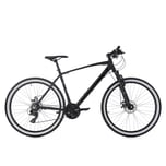 KS Cycling Hardtail Mountainbike 27,5 Zoll Larrikin Aluminiumrahmen