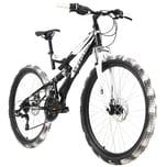 KS Cycling Mountainbike Fully 26 Zoll Crusher