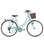 KS Cycling Cityrad Damenfahrrad Stowage 6 Gänge, 28 Zoll