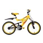 KS Cycling Fully Kinder-Mountainbike Krazy 16 Zoll