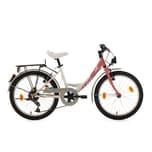 KS Cycling Kinderfahrrad Gurlz 20 Zoll