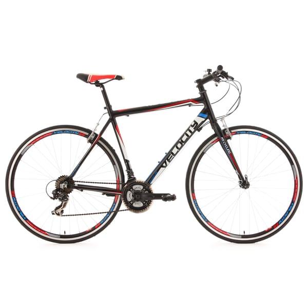 KS Cycling Fitnessbike Velocity 21 Gänge 28 Zoll schwarz