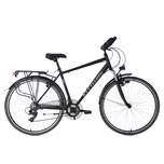 KS Cycling Trekkingrad Herrenfahrrad Metropolis Multipositionslenker 21 Gänge, 28 Zoll