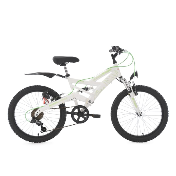 KS Cycling Kinder Mountainbike ATB Fully 4Masters 20 Zoll