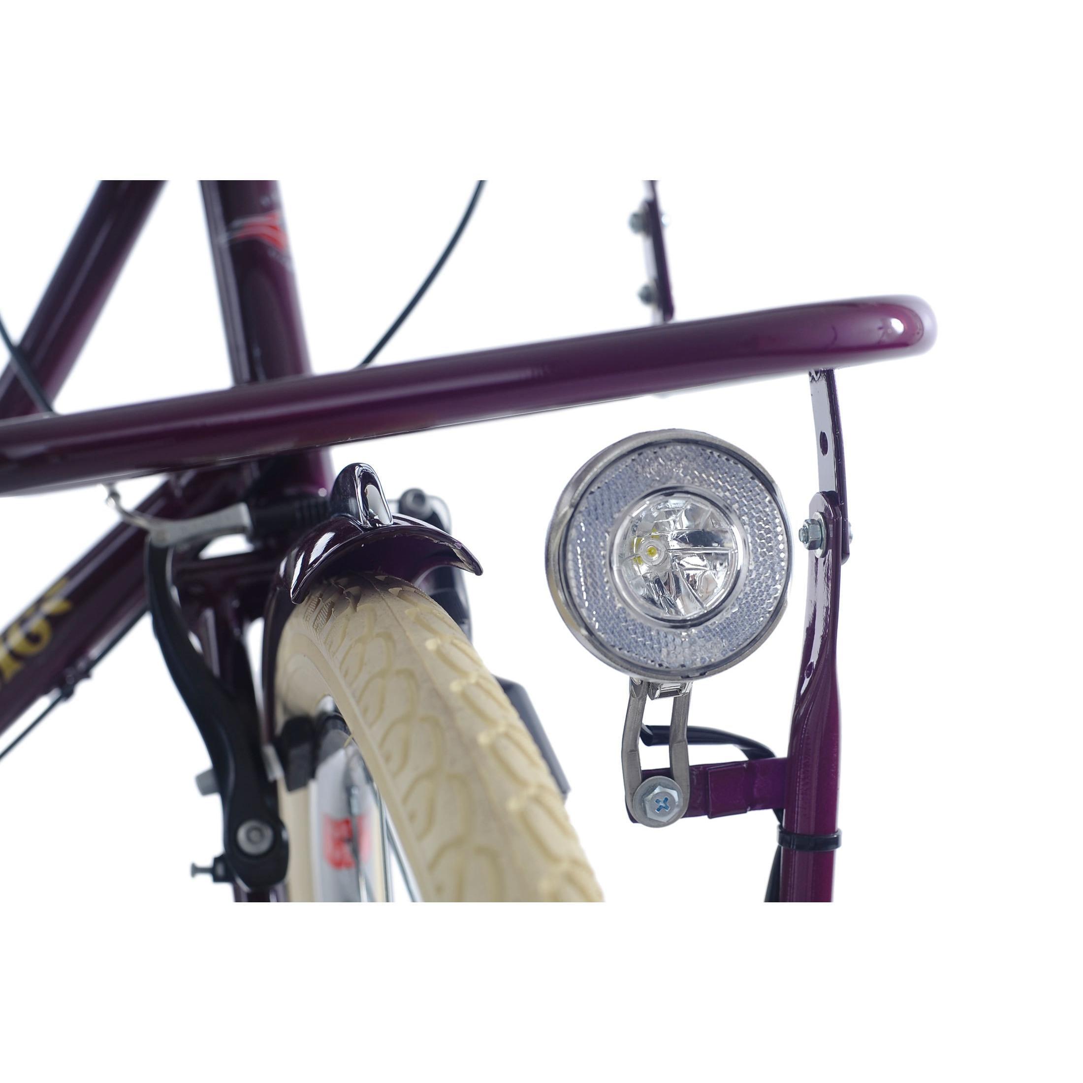 KS Cycling Damenfahrrad Hollandrad Cargo Dutch Classic 3 Gänge, 26 Zoll