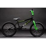 KS Cycling BMX Freestyle 20'' Circles schwarz-grün