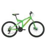 KS Cycling Kinder-Mountainbike Fully Xtraxx 24 Zoll